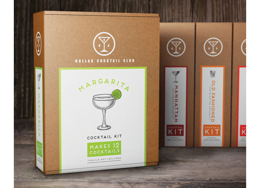 Cocktail Kits Brand Launch by Zack Group LLC