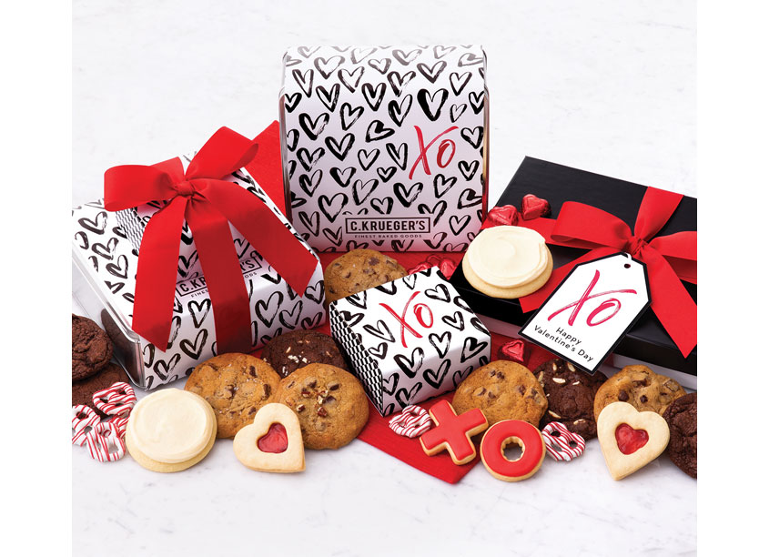 Valentine Hearts Private Label Packaging by House of Krauss