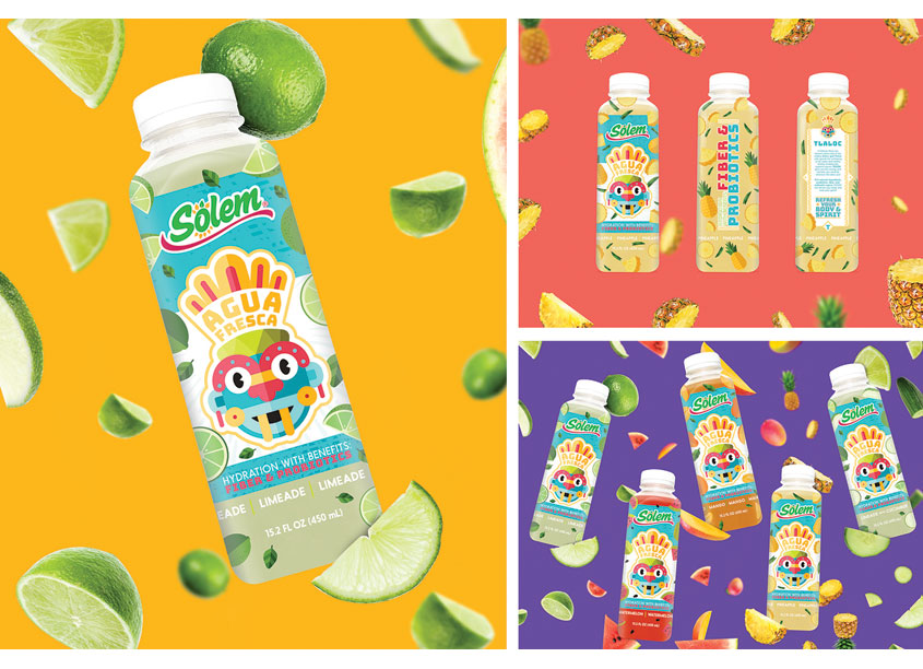 Solem Agua Fresca by The GRO Agency