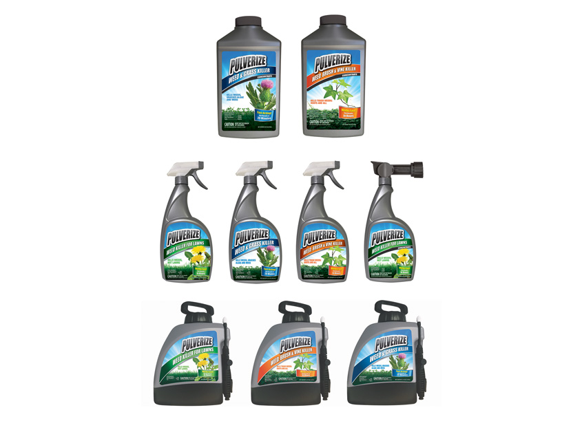 PULVERIZE® Weed Killers by Messinas