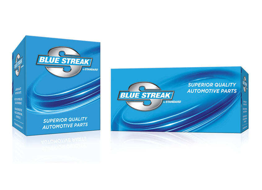 TFI Envision, Inc. Blue Streak® Packaging