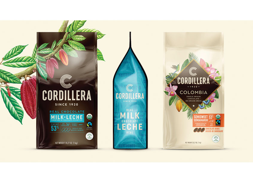 Cordillera Package Design by The DuPuis Group / Qualitat