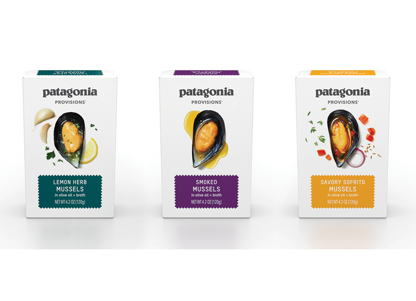 Patagonia Provisions Package Design by The DuPuis Group