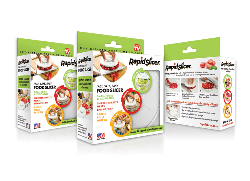 Rapid Slicer Packaging by TFI Envision, Inc.