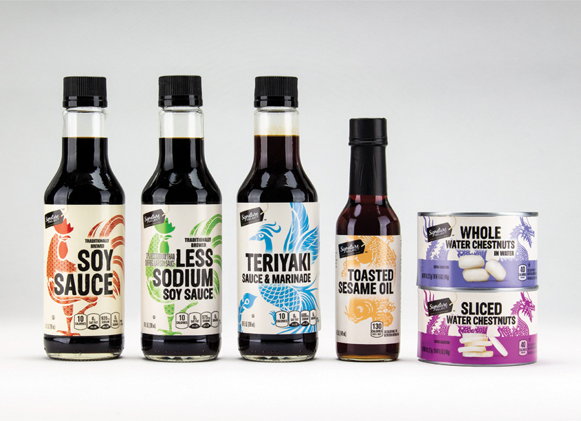 Signature Select Asian Foods by Trinity Brand Group