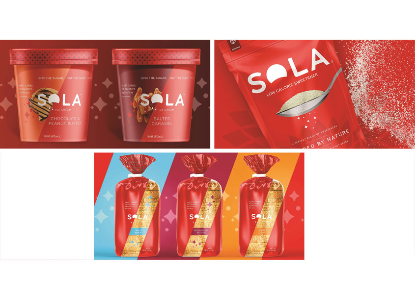 Sola Packaging by LRXD