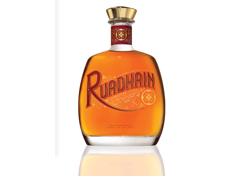 Ruadhain Whiskey Branding & Packaging Student Project by Miami Ad School @ Portfolio Center
