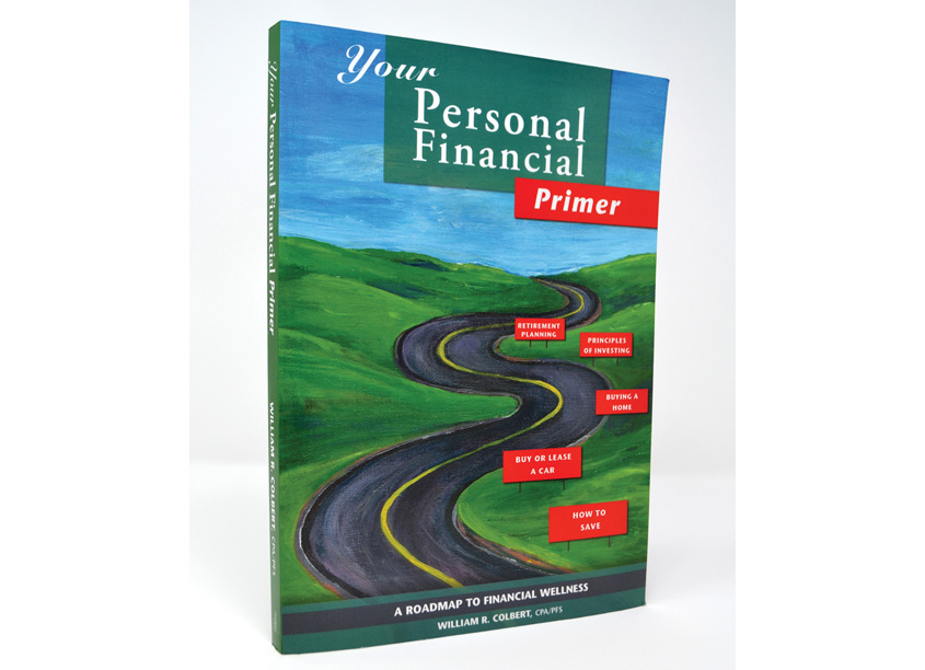 Your Personal Financial Primer Book Cover by Steers Studios