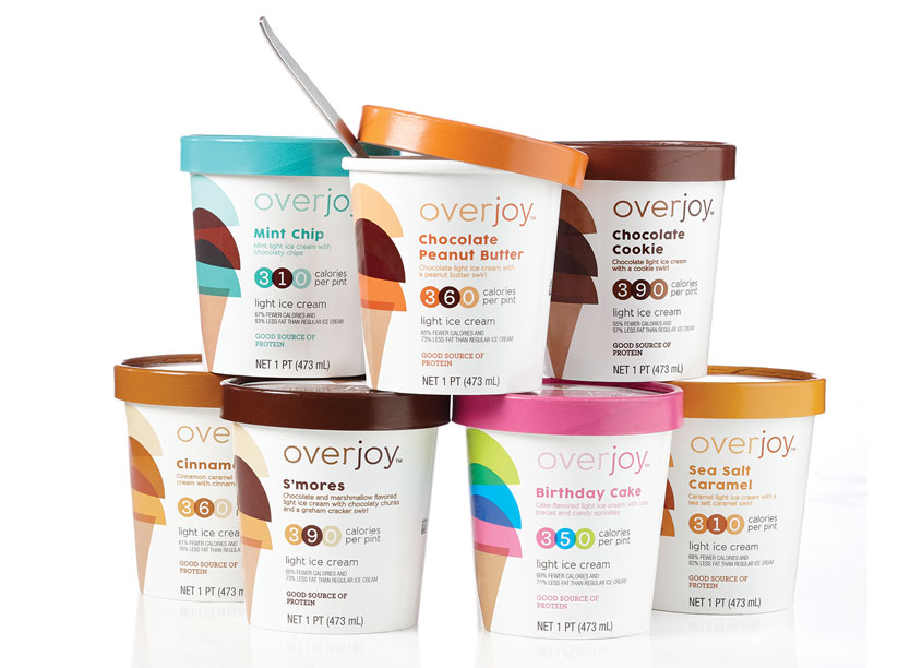 Overjoy Light Ice Cream by Meyocks