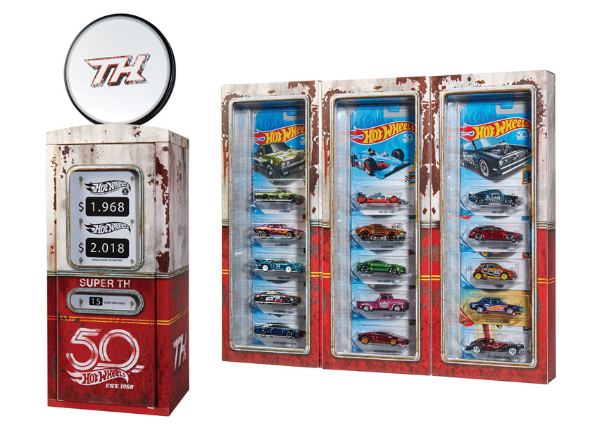 Mattel/Hot Wheels Hot Wheels® Super Treasure Hunt Box Set