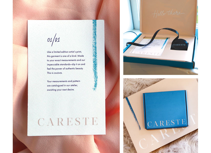 Careste Packaging Design by Clever Creative