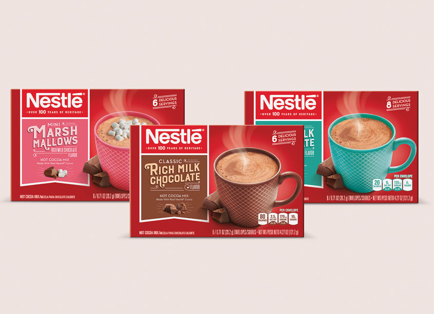 Nestlé Hot Cocoa by Chase Design Group
