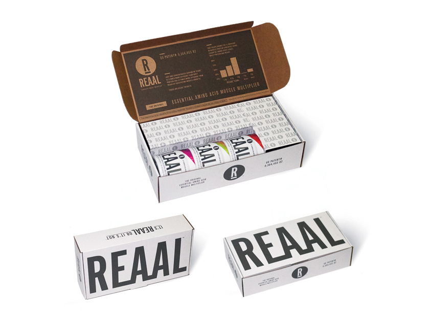 REAAL Influencer Sample Kit by Andon Guenther Design, LLC