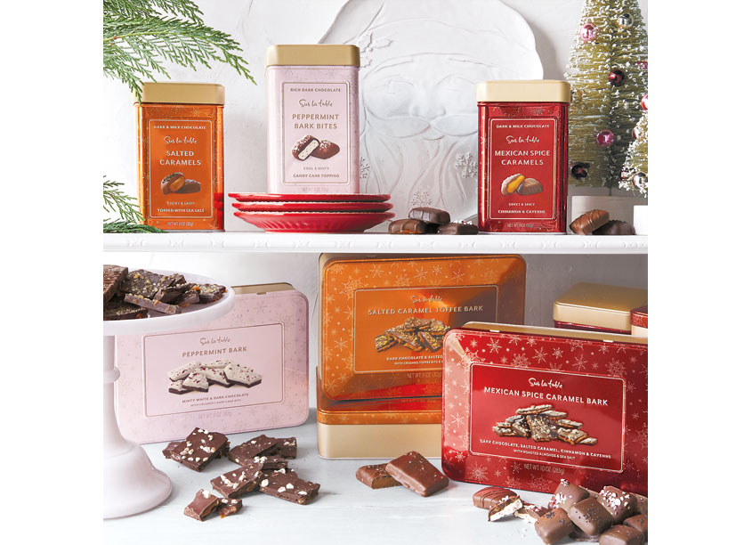 Holiday Confection Tins by Sur La Table