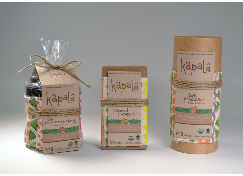 Kapala Chocolates by Kutztown University