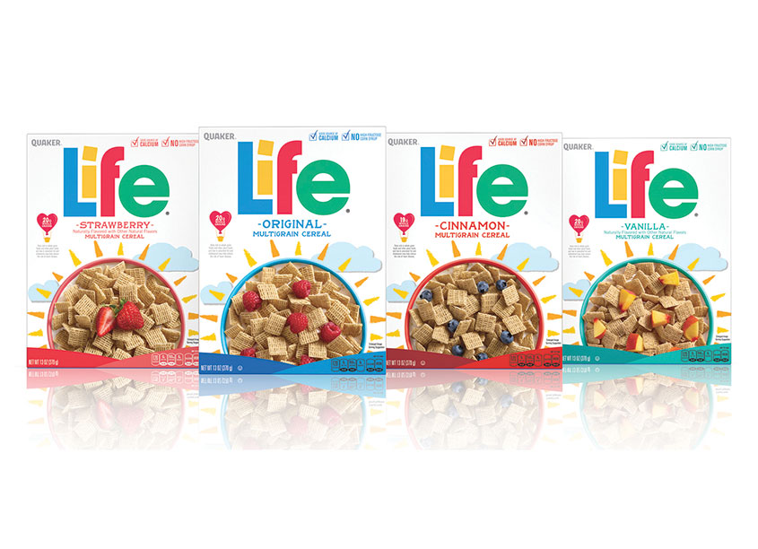 Life Brand Refresh by PepsiCo Design & Innovation