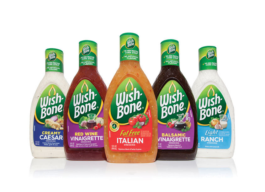 Wish Bone Dressings by Little Big Brands