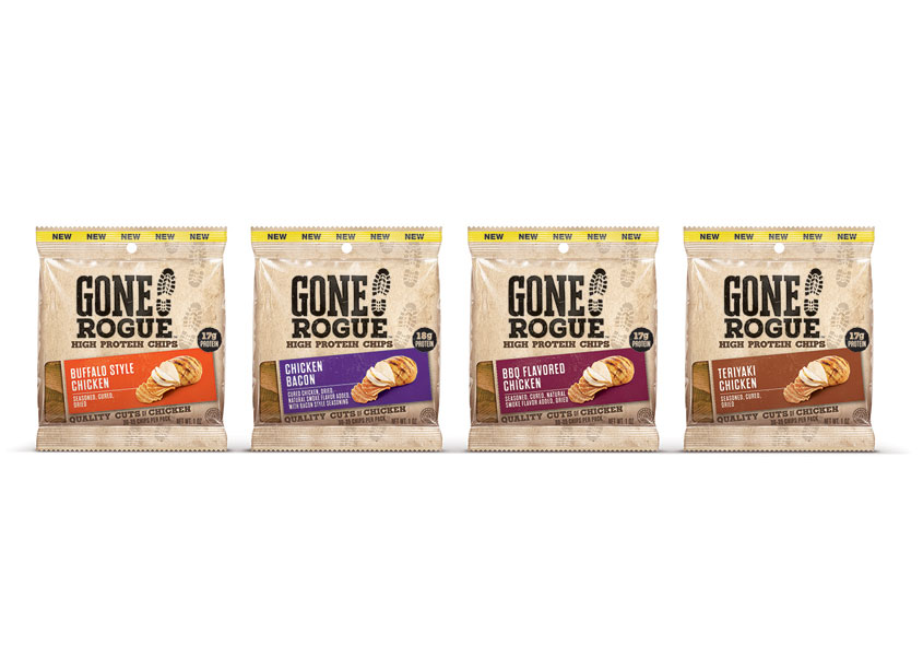 Gone Rogue Protein Chips by Little Big Brands