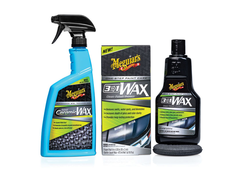 Advanced Technology Wax by Meguiar's Design Center