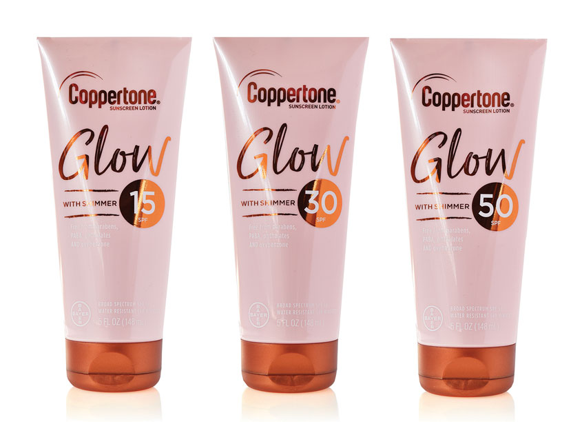 Coppertone Glow by Flood Creative