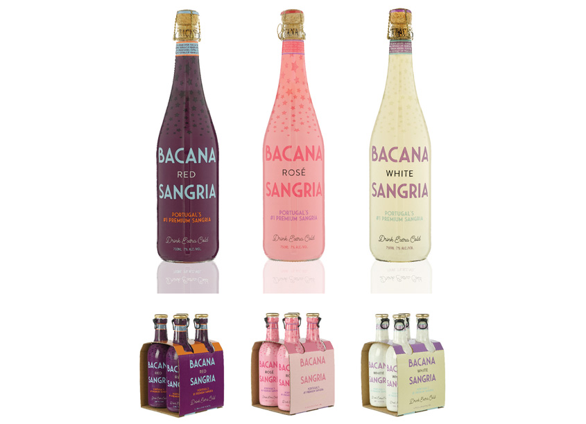 Spirits Consulting Group Bacana Sangria Packaging