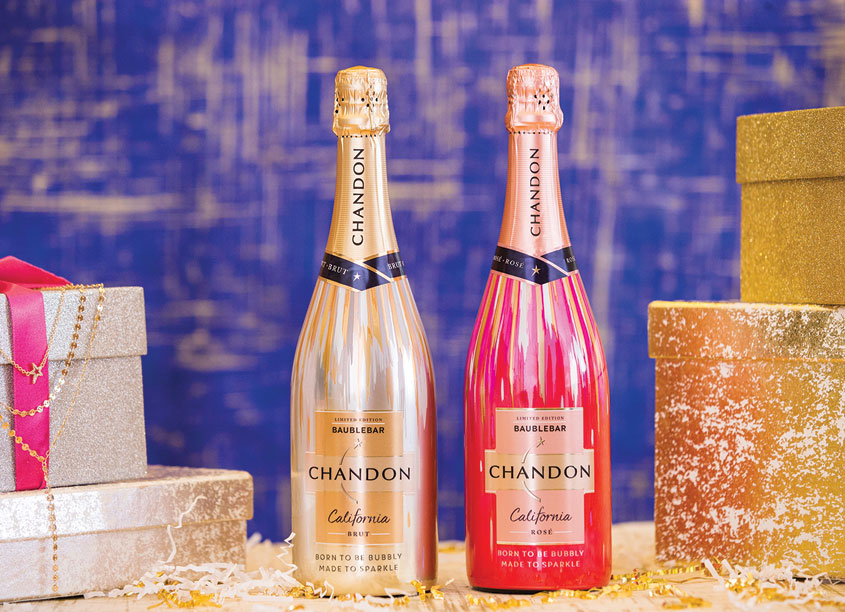 Chandon BaubleBar by Interbrand