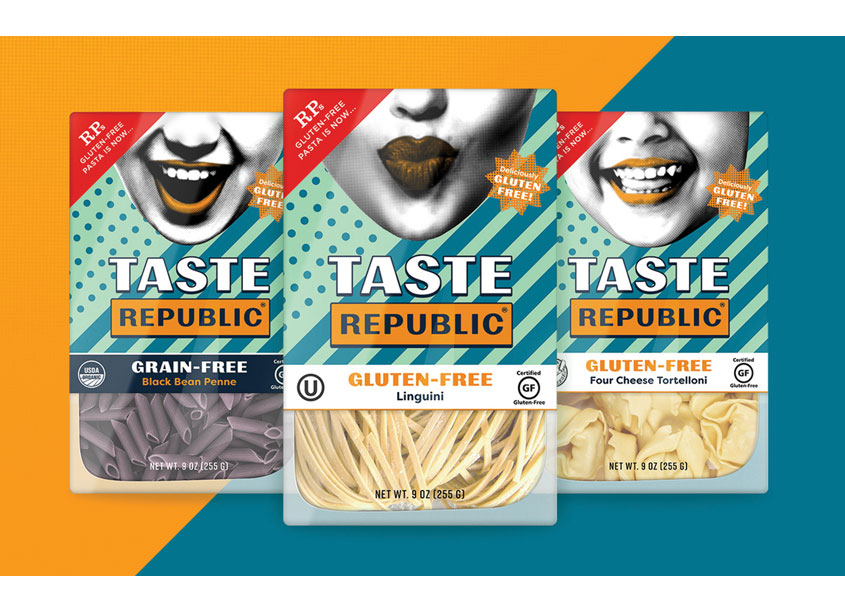 Gluten-Free & Grain-Free Pastas by Modern Species