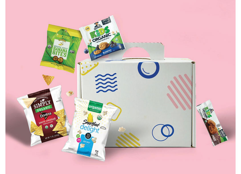 PepsiCo Design & Innovation Hello Snacks