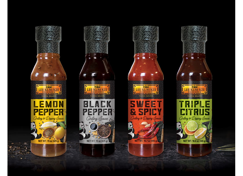 Panda Brand Grilling and Dipping Sauce by Sloat Design Group
