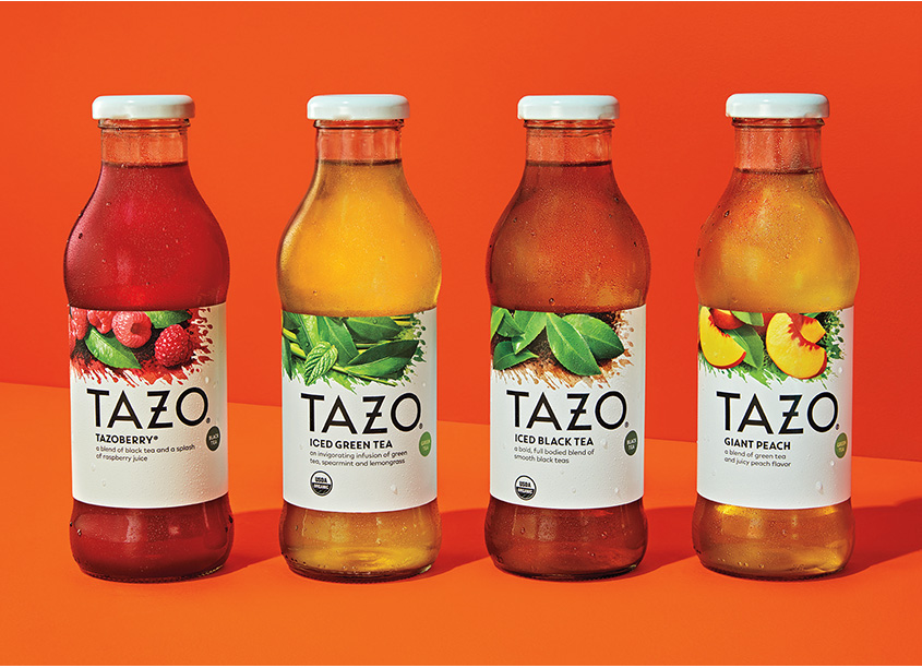 Tazo Refresh  by PepsiCo Design & Innovation