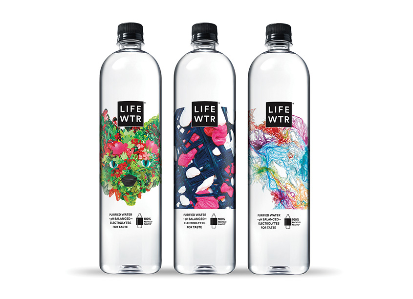 LIFEWTR Series 9: The Art of Recycling  by PepsiCo Design & Innovation