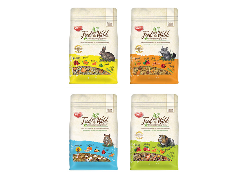Food From The Wild™ by Central Garden & Pet Creative