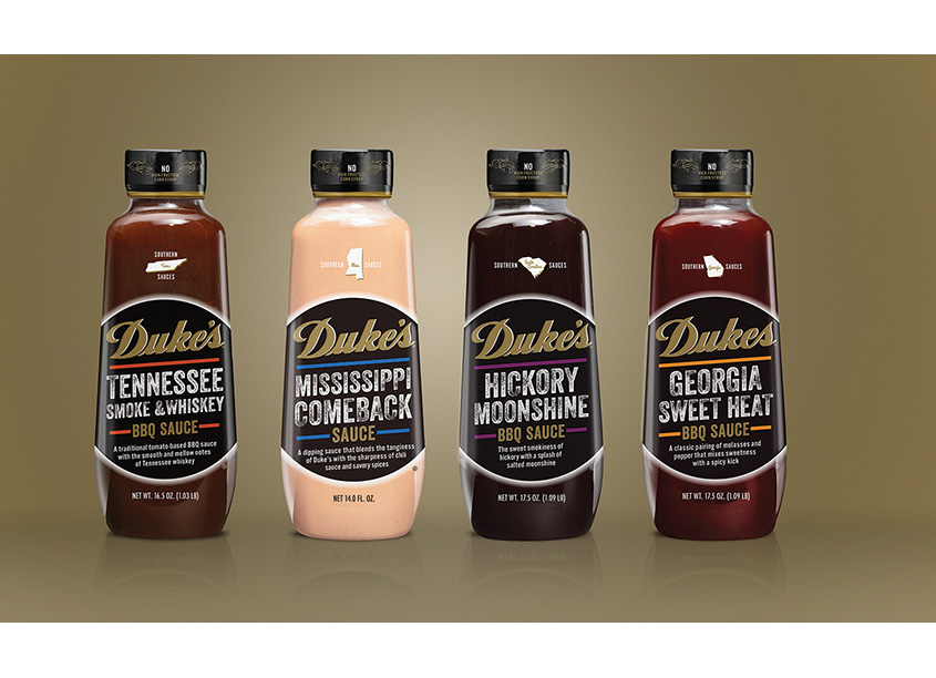 Duke's Southern Sauces by Elevation