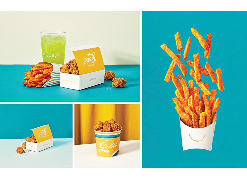 Nostalgic Fast Food Packaging by Cohere