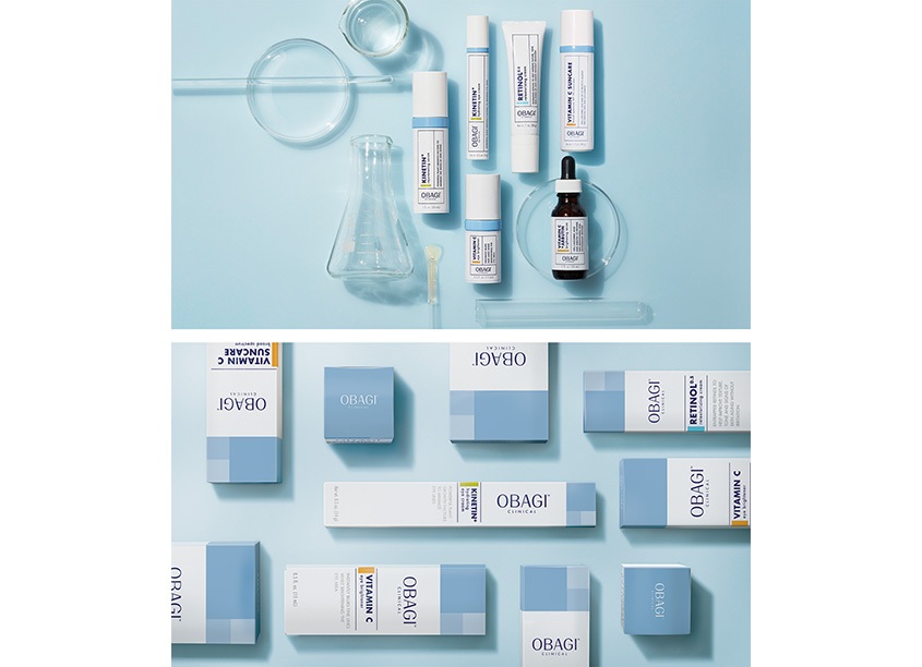 Obagi Clinical Package Design by FutureBrand