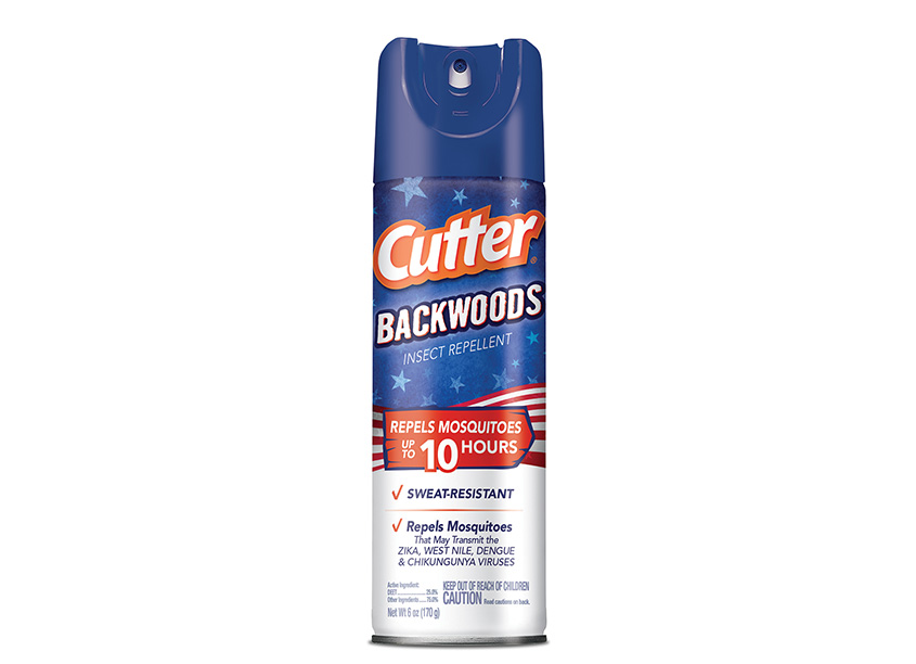 Cutter® Backwoods® Insect Repellent Holiday Can by Spectrum Brands
