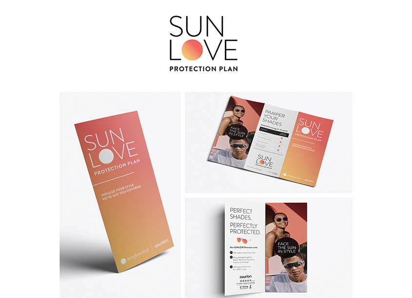 SunLove Protection Plan by Asurion Creative Solutions
