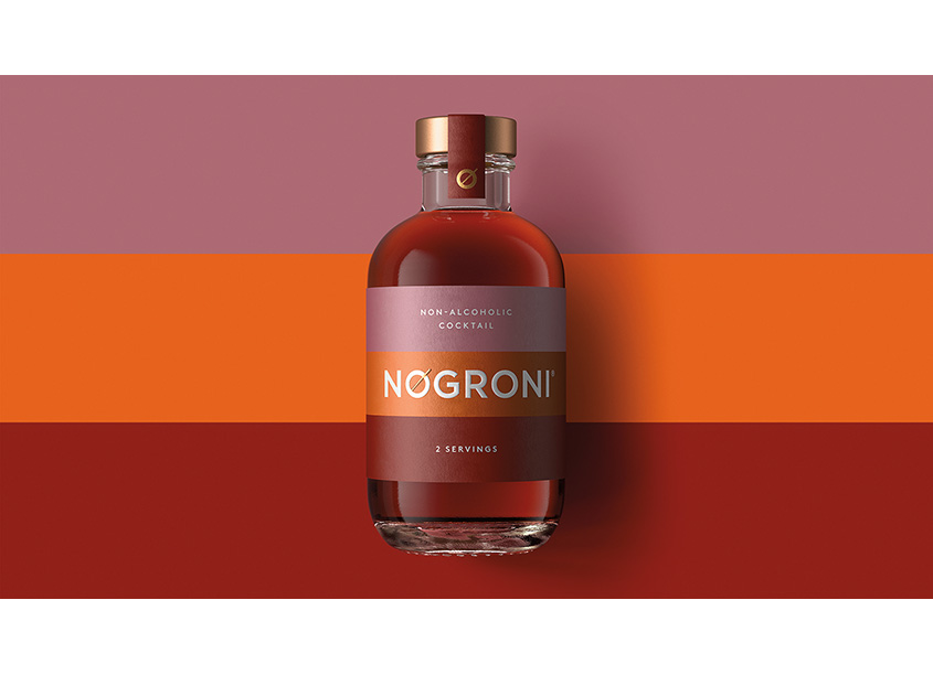 NOgroni Design  by Pearlfisher