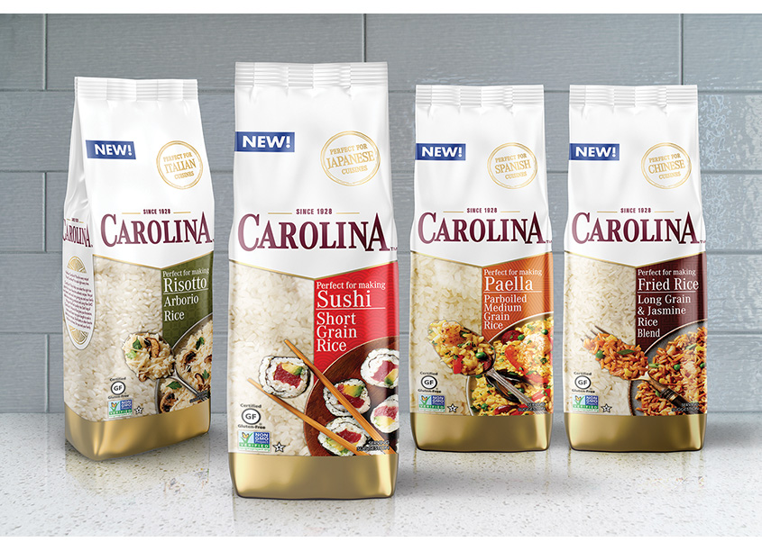 William Fox Munroe (WFM) Carolina Authentic Grain Rice