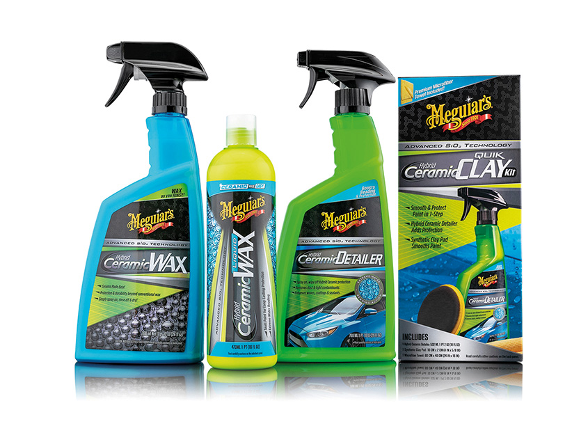 Hybrid Ceramic Products by Meguiar's Design Center