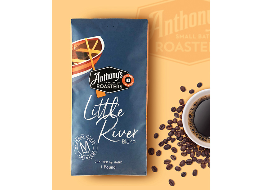 Little River Blend Coffee by pfw design