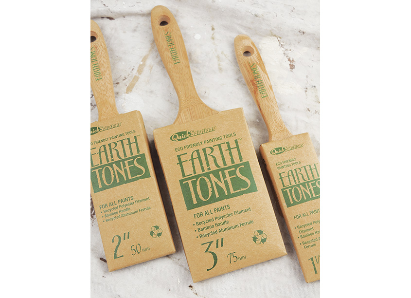 Earth Tones Packaging by One Zero Charlie