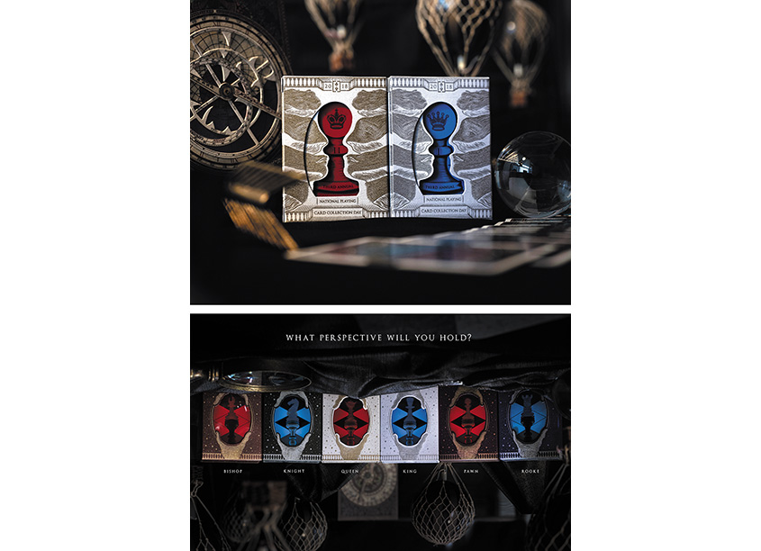 2018 National Playing Card Collection Day Series by SHUNG SHUNG