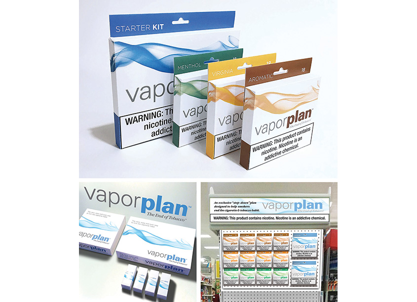 VaporPlan – The End of Tobacco by One Zero Charlie