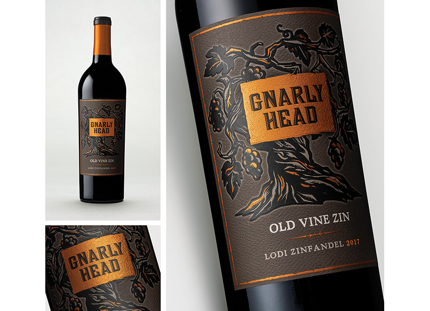 Gnarly Head Package Redesign by Affinity Creative Group