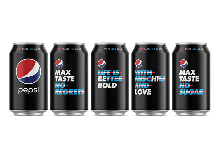 Pepsi Black VIS 2019  by PepsiCo Design & Innovation