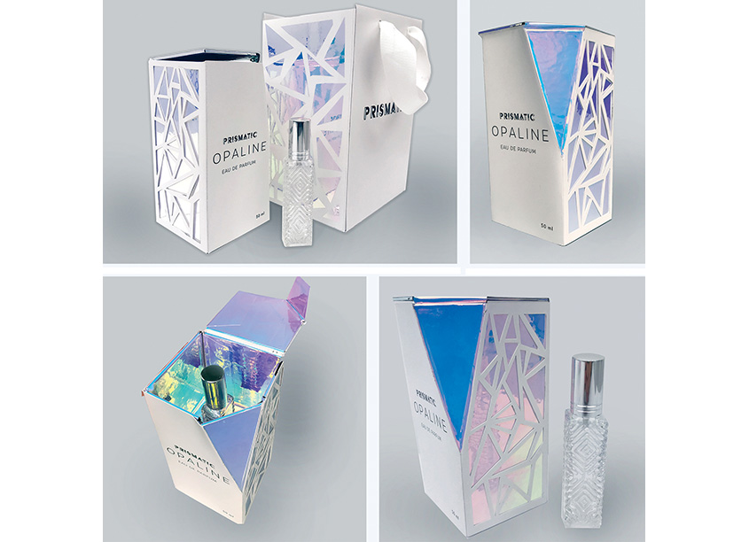 Prismatic - Opaline Eau de Parfum by Kennesaw State University/School of Art & Design