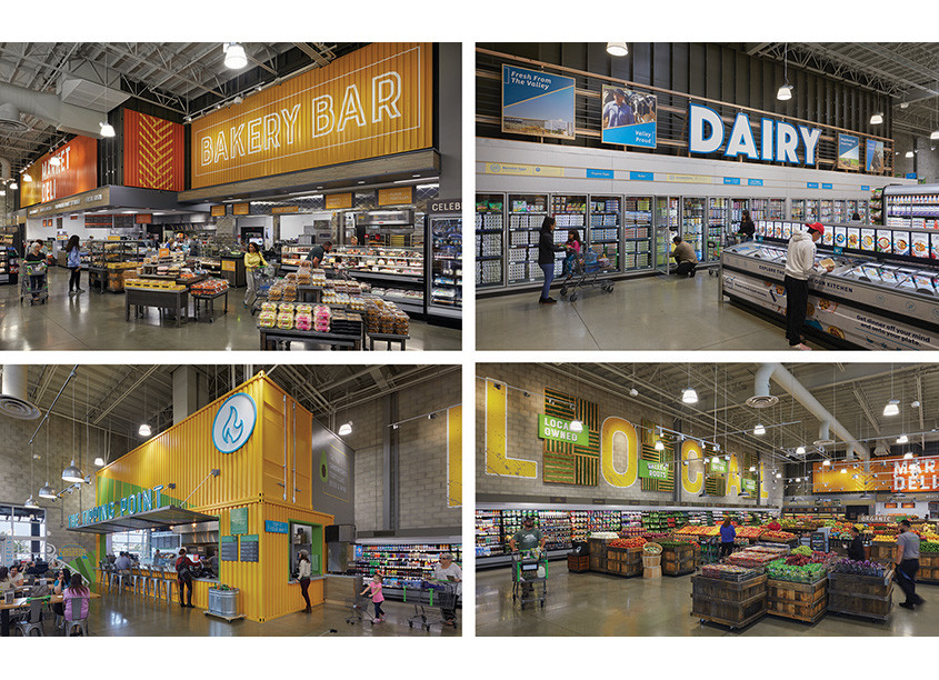 Save Mart Retail Graphics by Shook Kelley