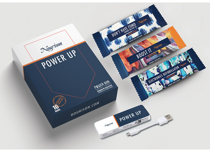 Power Bar Chargers by Nourison