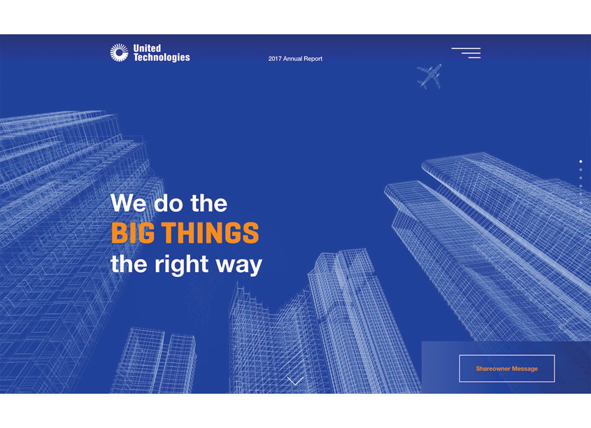 Ideas On Purpose  2017 Annual Report Website - We Do The Big Things The Right Way